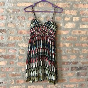 Parker Dress - Multi-colored